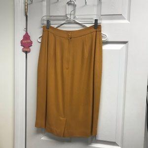 Skirt 💛🧡